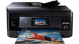 Epson Expression Photo XP-860 Small-in-One Printer is Huge