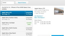 Skip The iPhone 6 Wait - Order Online and Pick Up at the Apple Store