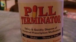 """Pill Terminator Says """"Hasta La Vista"""" to Old Medicines"""