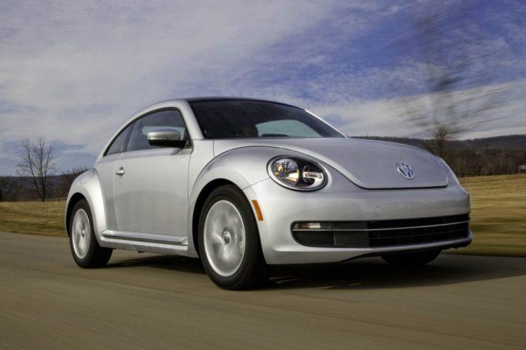 2014 Volkswagen Beetle TDI/Images courtesy Volkswagen