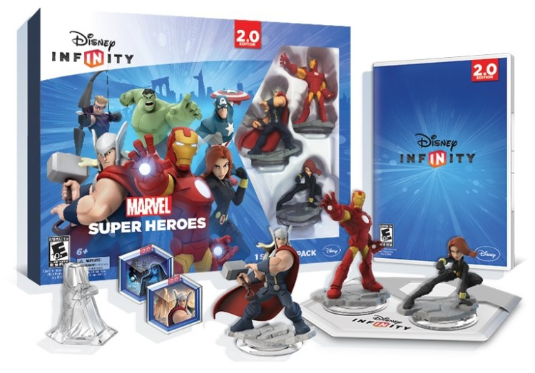Disney Infinity 2.0 Edition Review on PlayStation 4