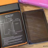 The tablet and insert