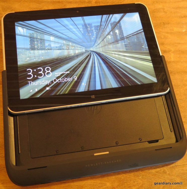 Gear Diary Reviews the HP ElitePad 1000 G2 Tablet PC and Expansion Jacket with Battery-022