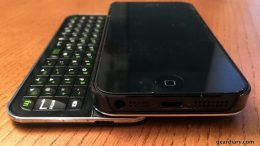 Magneti Bluetooth Keyboard for iPhone 5/5s is the Perfect Keyboard