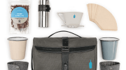 The Timbuk2 x Blue Bottle Travel Kit: Serious Coffee Drinkers Rejoice