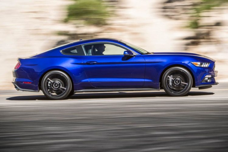 GearDiary 2015 Ford Mustang GT: Ride, Sally, Ride