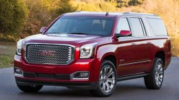 2015 GMC Yukon XL Denali Is All New, and So Is the 2015