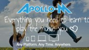 Apollo-M Delivers Unlimited Music Lessons to Musicians for $4.95 Per Month