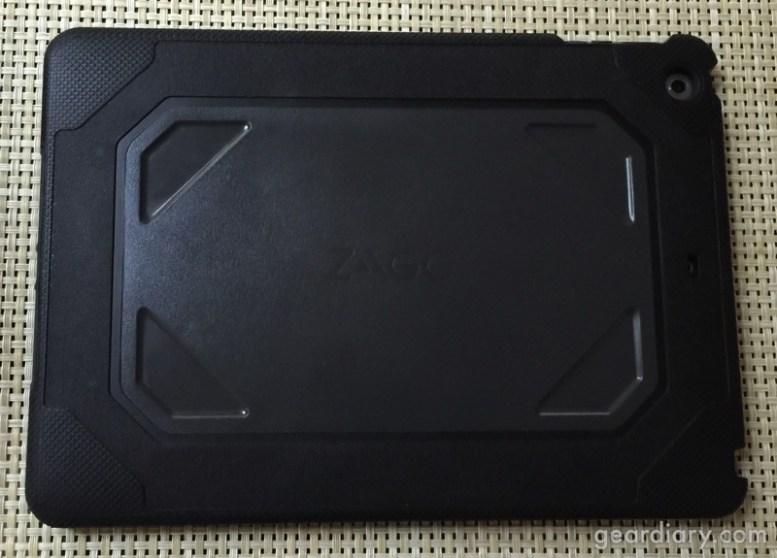 zagg keyboard ipad air manual