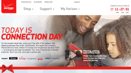Verizon Subscribers, Claim Your Free 1GB Monthly Data Today