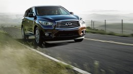 2015 Infiniti QX60 Delivers Luxury to the Middle Class