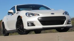 2015 Subaru BRZ Series.Blue: a Fun, Responsive Driving Experience