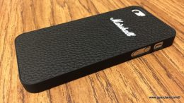 Marshall Headphones iPhone 5S Case Review
