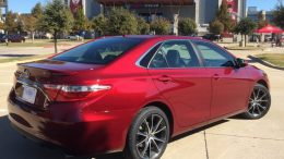 GearDiary 2015 Toyota Camry Even More of a Good Thing