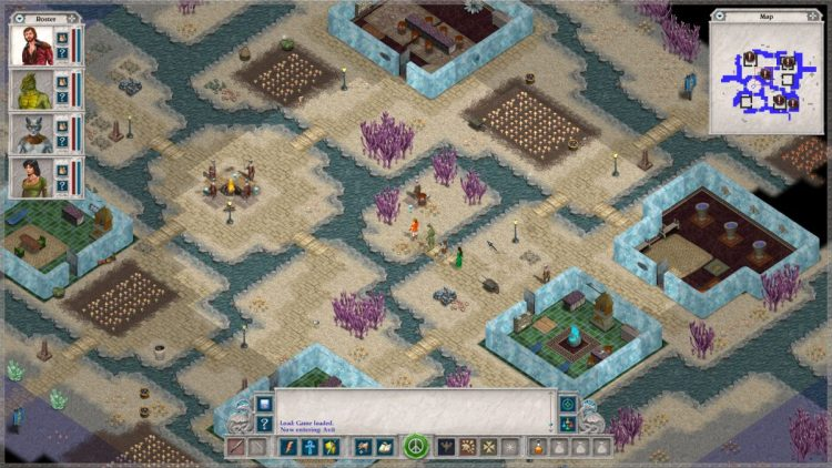 Spiderweb Cancels Avernum 2 HD After Launch, Halts All iOS Development
