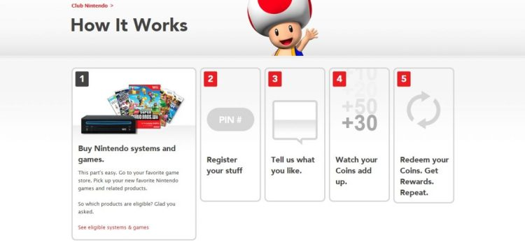 Club Nintendo Closing Up Shop; New Program Coming