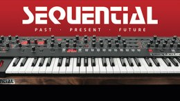 Dave Smith Instruments Brings Back Sequential Circuits with the Prophet 6!