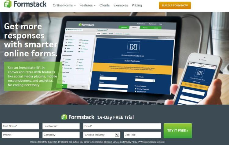 Formstack Fills the Hole Left by Adobe Form Central Retirement
