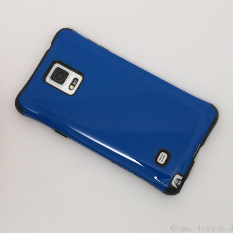 Ballistic Urbanite Samsung Galaxy Note 4 Case is Light but Serious Protection