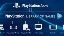PlayStation Now Service Release Date Announced at CES 2015