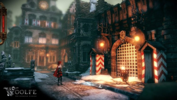 GearDiary Woolfe: The Red Hood Diaries Out Now On Early Access
