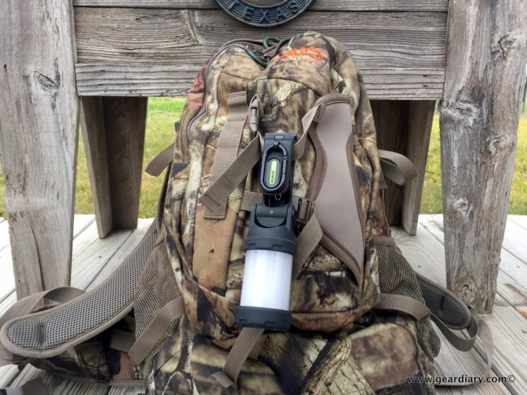 Blackfire Clamplight Backpack Review: Light Up Your Adventure