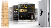 IK Announces iRig UA, First Guitar Processor for All Android Devices