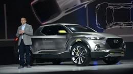 NAIAS Hyundai Cars