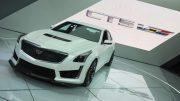 Cadillac Debuts 200MPH 2016 CTS-V