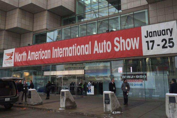 NAIAS 2015/Images by Author