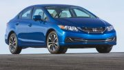 2015 Honda Civic Sedan Proves Good Things Can Come in Small Packages