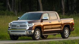 2015 Toyota Tundra 1794 Rides High in the Saddle