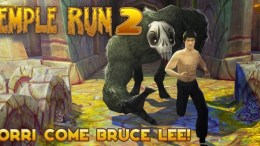 Bruce Lee Now a Playable Character in Temple Run 2