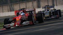 GearDiary 'F1 2014' Review on PlayStation 3: Take the Pole Position