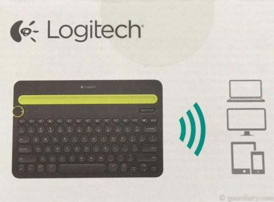 Logitech K480 Keyboard Is a Multi-Device Wonder