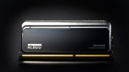 GearDiary KLEVV Is Looking to Make a Splash in the Gaming PC RAM Market