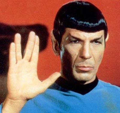 GearDiary RIP Leonard Nimoy, AKA Mr Spock