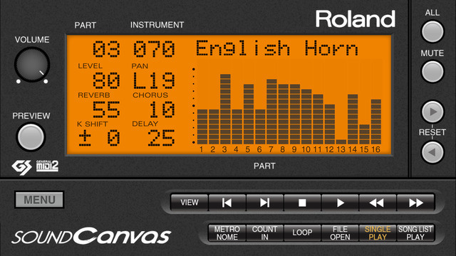 GearDiary Roland Brings the Classic Sound Canvas Synth Module to iOS