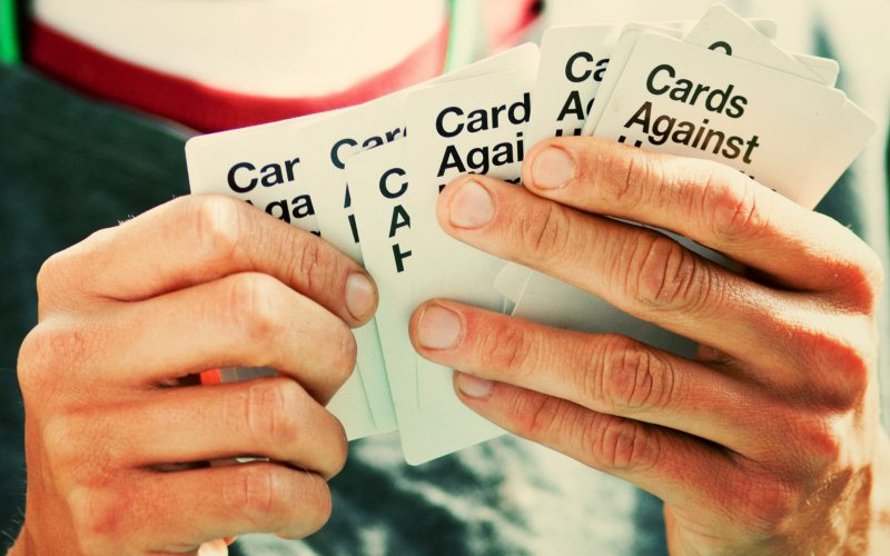 A Party Game for Horrible People, Cards Against Humanity Available Online