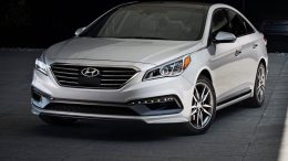 2015 Hyundai Sonata Sport, Where 'Sport' Is a Relative Term