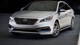 2015 Hyundai Sonata Sport, Where 'Sport' Is a Relative Term
