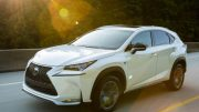 2015 Lexus NX 200t F Sport: Driving in Sensurround
