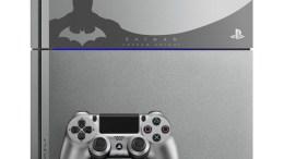 Holy Silver Batman! Special 'Arkham Knight' PlayStaton 4 Bundles Announced