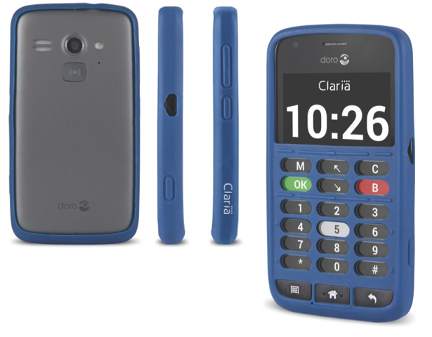 Swedish Company Doro Announces Smartphone for the Blind and Elderly
