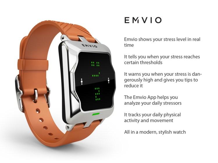 Emvio Summary info