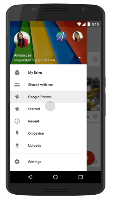 Google Photos (Finally) Arrives In Google Drive