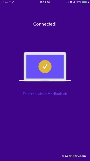 GearDiary 'Tether' Unlocks Your MacBook If Your iPhone Is Nearby