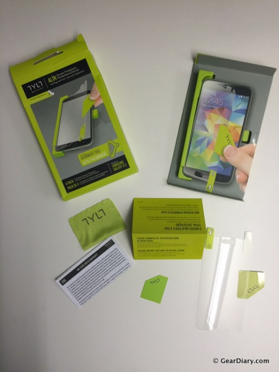 Apply Protection to Your Screen With TYLT's ALIN