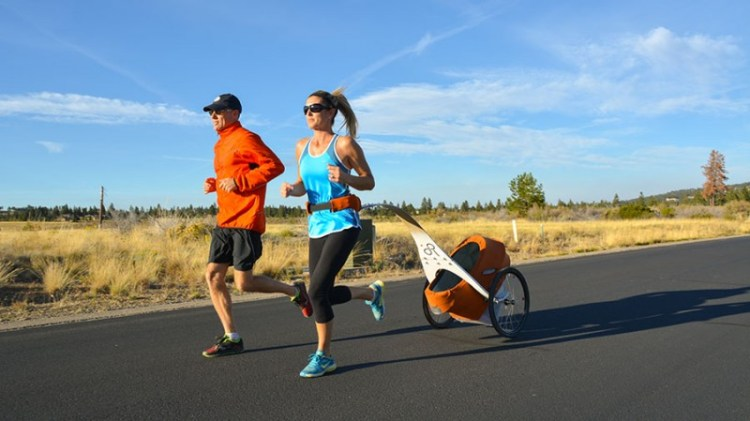 GearDiary KidRunner Spins the Jogging Stroller in a New Direction