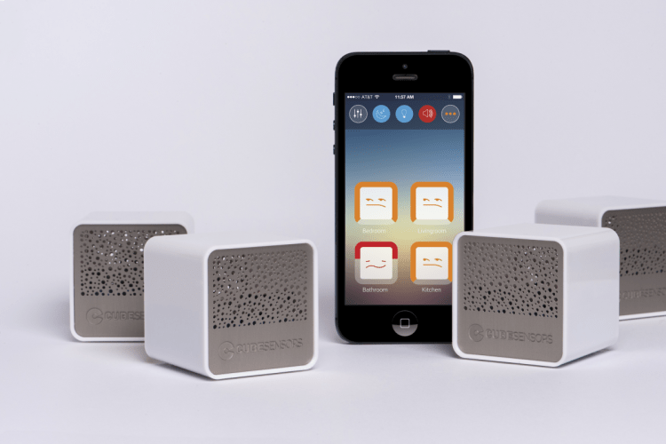 CubeSensors Are One Activity Monitor You Need in Your Home